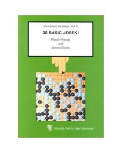 Kiyoshi Kosugi&James Davies 38 Basic Joseki