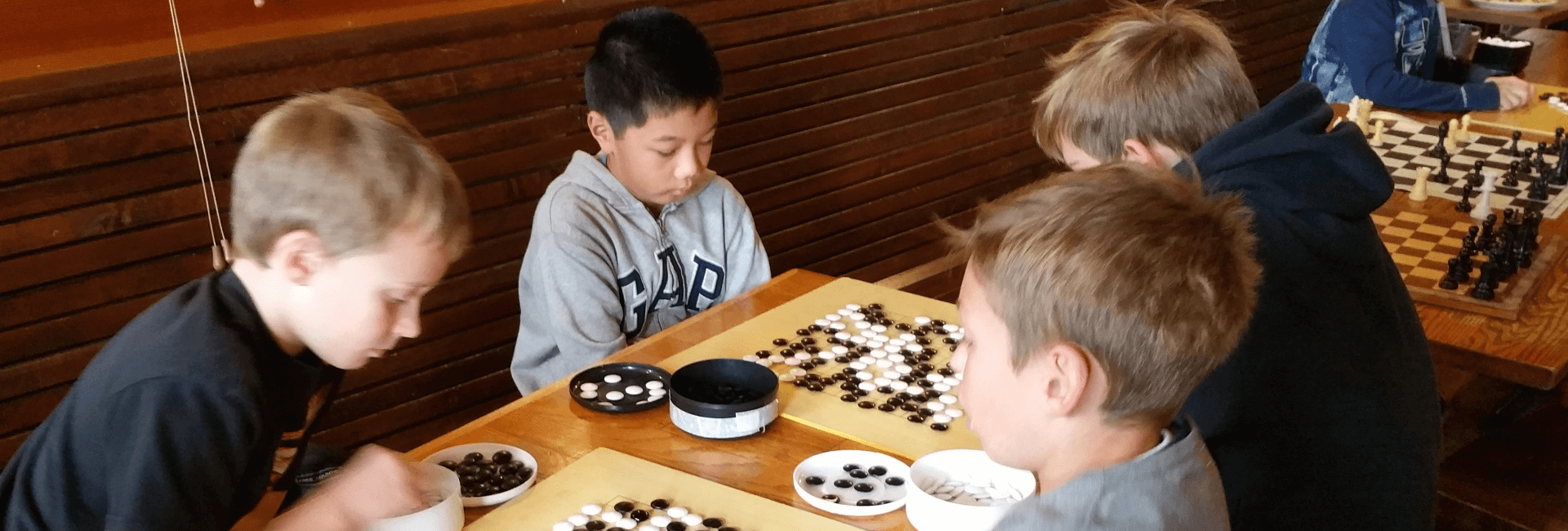 Chess And Go
